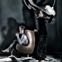 Det Flydende Teater: Flygt