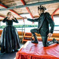 Teater: Danner – en grevinde af folket - FULDT BOOKET