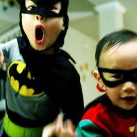 Superheltetræf for hele familien