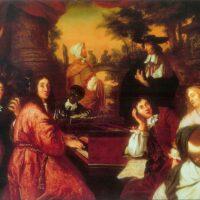 Kirkens instrumenter - en barokrundvisning med musik af Buxtehude