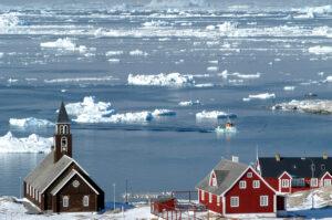 Ilulissat. Foto: Beate Ulic