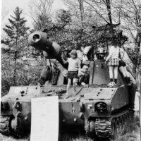 Soldatens tornyster - skattejagt for de mindste
